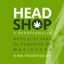Headshop y parafernalia. Artículos para el fumador de marihuana